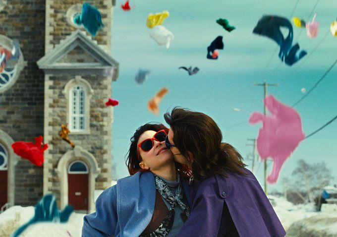 Laurence Anyways! 2012, Canada-Francia con Melvil Poupaud y Suzanne Clément (director Xavier Dolan)