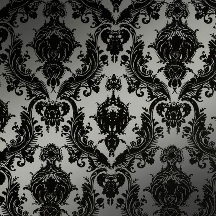 Gothic Wallpaper For Home 240 best home: walls images on pinterest | design patterns, fabric