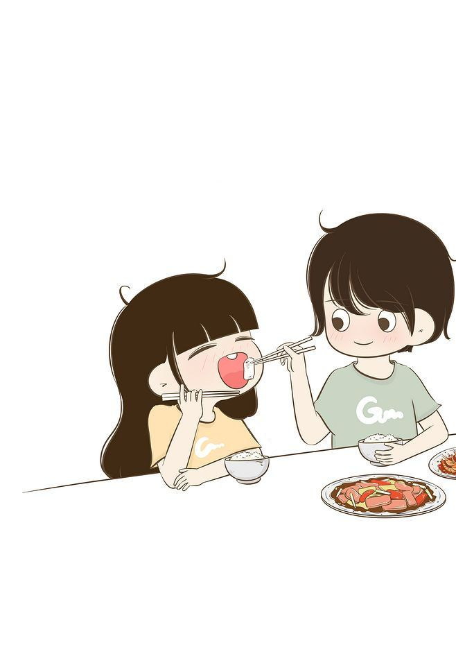 Pin By Jessica Caparas On Stories Cute Love Cartoons Cute Couple Cartoon Cute Cartoon Wallpapers