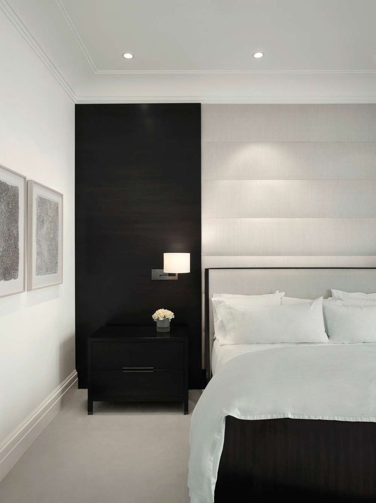 black and white bedroom, bedroom ideas, bedroom inspiration