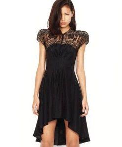 Lover Black Gothic Lace Dress: Black Gothic, Black Dresses, Gothic Lace, Gothic Dresses, Black Laces, Black Lace Dresses, Lace Gothic, Lovers Black, Style Fashion
