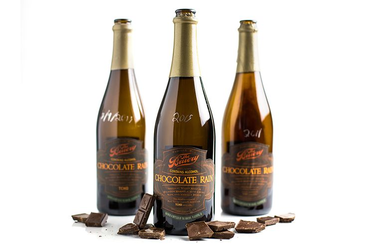 From the Cellar: The Bruery Black Tuesday 2009-2016 and Chocolate Rain 2011-2016