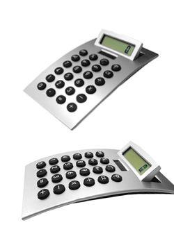 Calculadora 8 dígitos - Prata Acesse nosso site e veja outras opções!