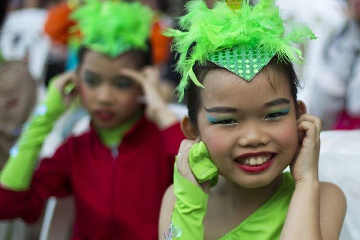 Creatività, spiritualità e tantissimi colori stanno animando i giorni del capodanno lunare, che si celebra in Cina e in molti paesi dell'Estremo Oriente, ma anche in molte comunità cinesi di tutto il mondo. I festeggiamenti quest'anno sono iniziati il 19 febbraio e come di consu
