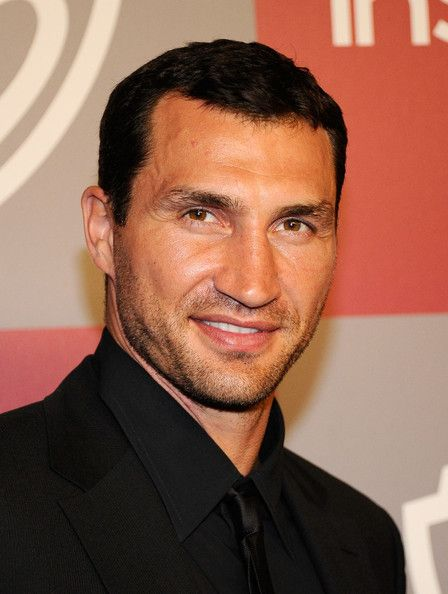 Wladimir Klitschko Photo - 2011 InStyle/Warner Brothers Golden Globes Party - Arrivals