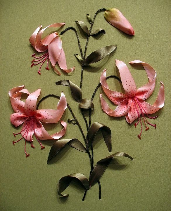1045 best ribbon embroidery images on pinterest embroidery ru photo 49 pattern embroidered ribbons from the internet novilar ccuart Gallery