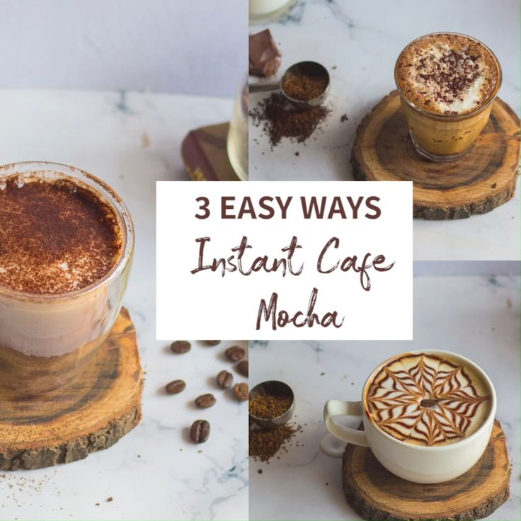 how to make a mocha at home with cocoa powder