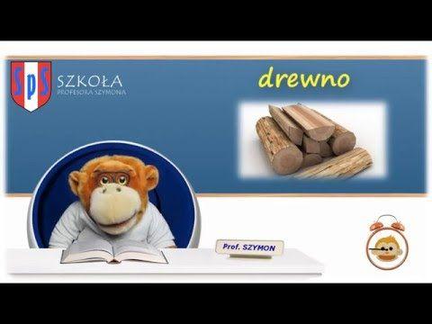 Materiałoznawstwo dla dzieci - Szkoła Profesora Szymona
