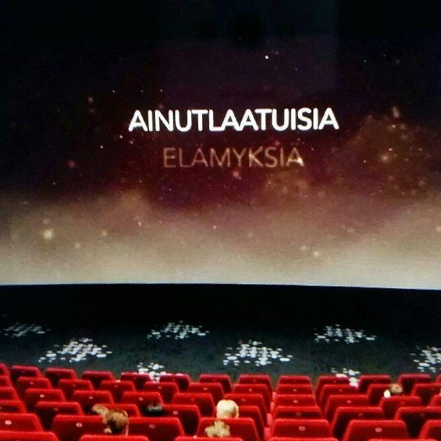 HIENOT TARINAT...Ainutlaatuisia Elämyksiä Rakastan KULTTUURIA...ELOKUVIA.❤ SUOSITTELEN Lämpimästi Katsokaa elokuvia, Käykää elokuvateattereissa...Tykkään&Nautin. HYMY @finnkino #elokuvat #elokuvataetterit #tarinat #suosittelenlämpimästi #kulttuuri #uutiset #trendit #kotimaa #maailma #tykkään🌍🎬📰❤🎵📷👀💡☺😉💓🙋