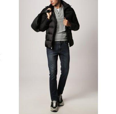 Doudoune homme Zalando, achat Michael Kors Doudoune noir prix promo Zalando 400.00 € TTC