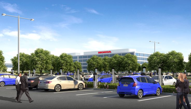 Honda's California Campus Is Charged Up About EVs | 3BL Media