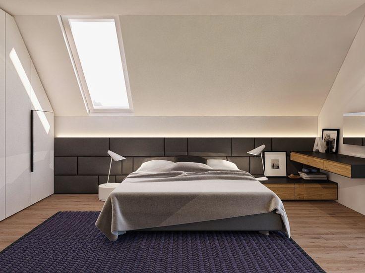25 Amazing Attic Schlafzimmer, die Sie absolut genießen würden schlafen