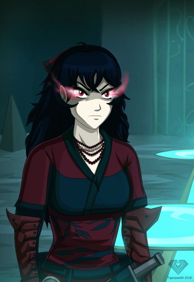 Raven Branwen The Spring Maiden Ok So Who Else Is In The -9299