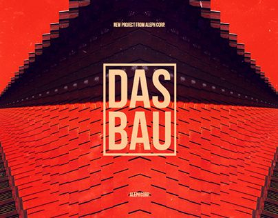"Check out new work on my @Behance portfolio: ""Das Bau"" http://on.be.net/1IdkmZE"