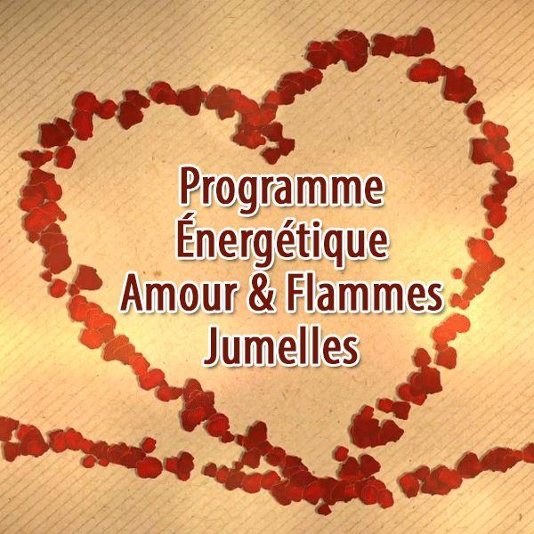 Programme Energetique spécial AMOUR et FLAMMES JUMELLES à distance en Avril…