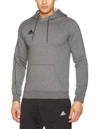 timeless design d2bce 4c34d adidas Core18 Sudadera, Hombre, Gris (Gris Negro), M  fitness  deporte   adidas  adidasoriginals  ropa