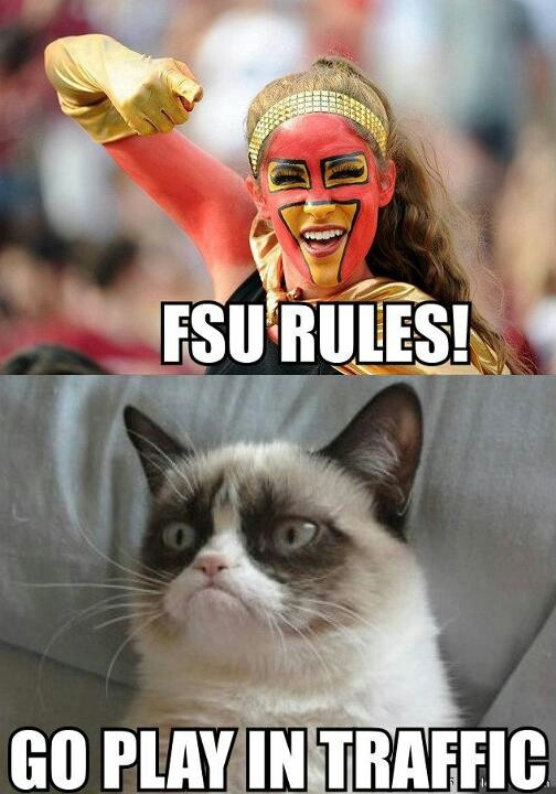FSU sucks!