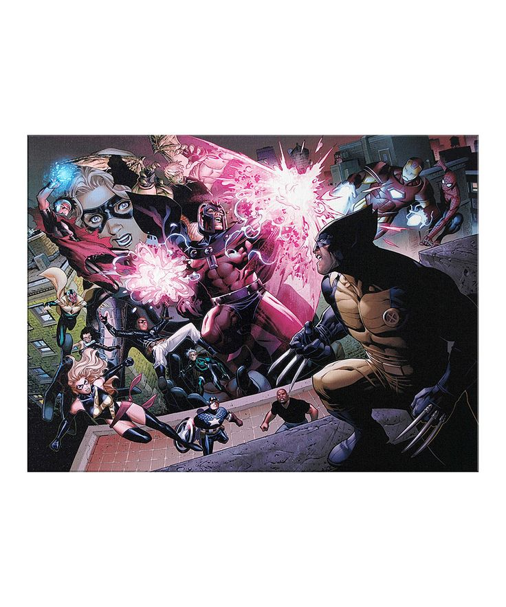 Children's Crusade #2 Limited-Edition Gallery-Wrapped Canvas