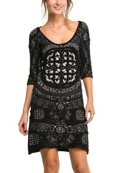Desigual Leyre 48V2L13, 3/4 sleeve, dress