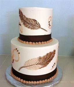 American Indian wedding; Sensitive Sweets