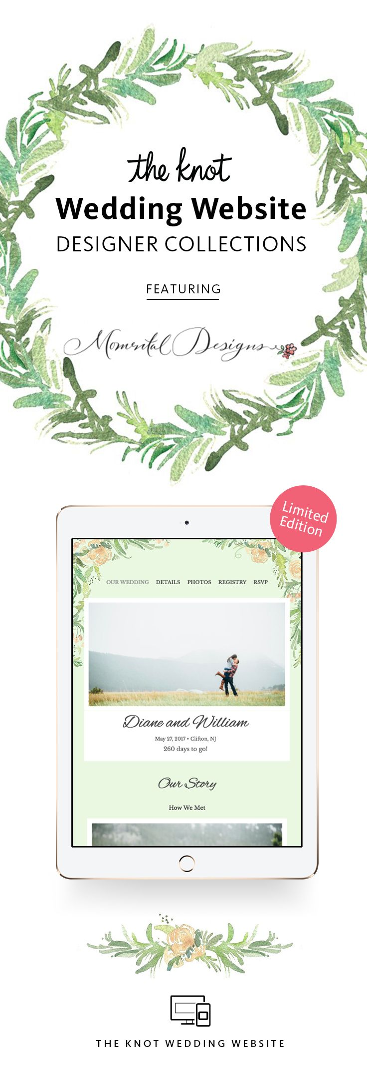 36 best Wedding Website Ideas images on Pinterest | Website ideas ...