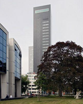 Kantoorgebouw Achmea / Office Building Achmea ( J. van der Leij (Bonnema) )