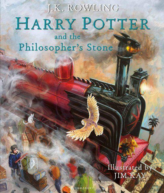 Harry Potter and the Philosopher's Stone - met afbeeldingen!