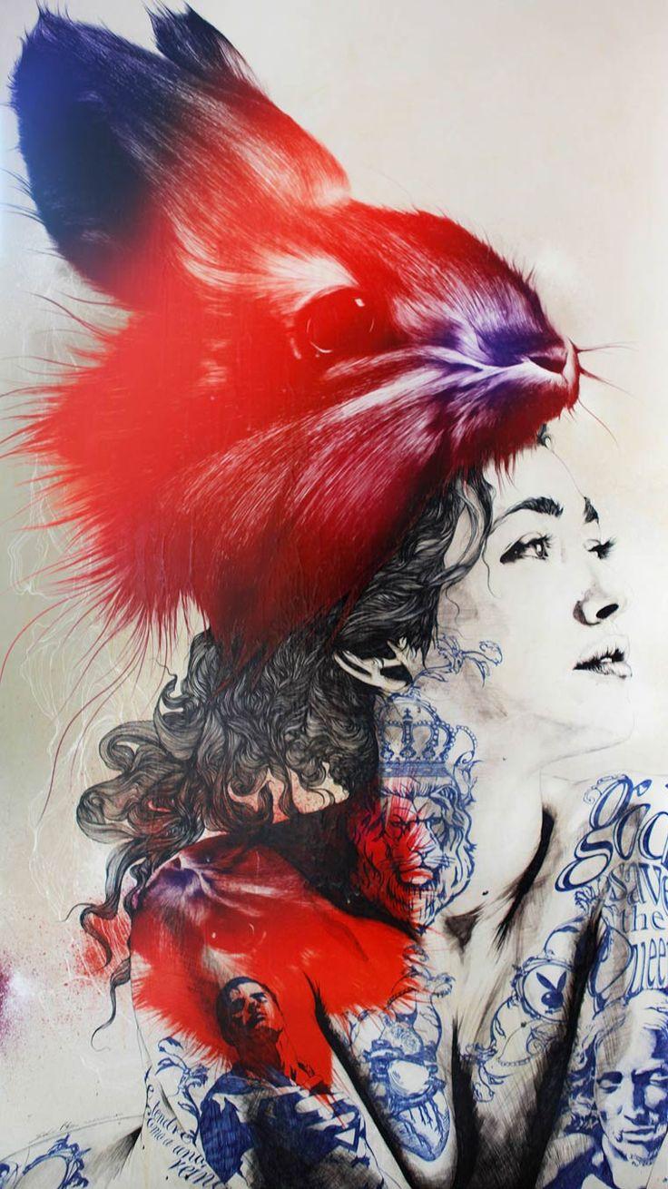 Animal Beauty – Les créations colorées et envoutantes de Gabriel Moreno