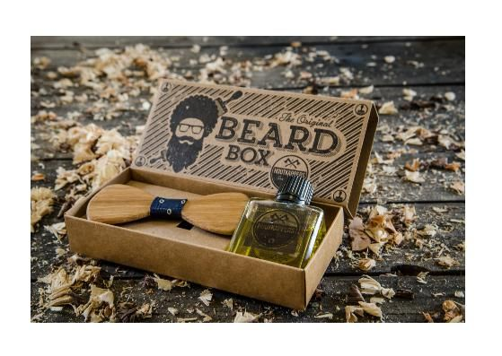 The Original Beard Box