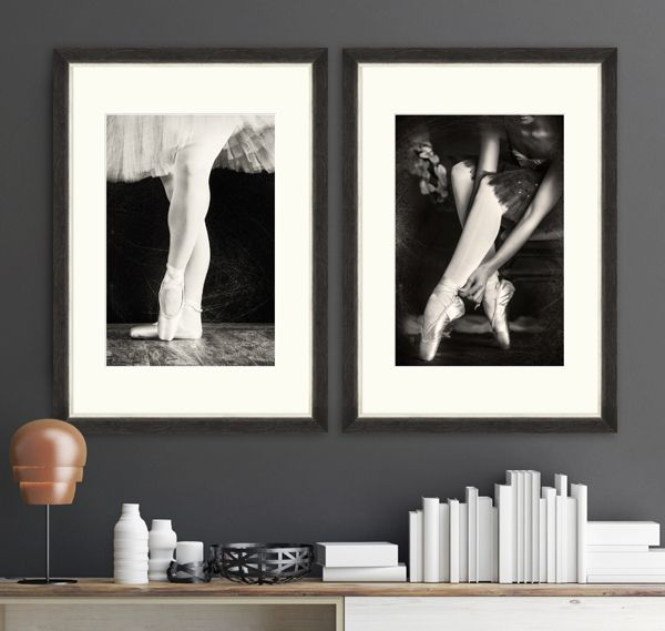 BALLERINAS - Premium Framed Art by MINDTHEGAP