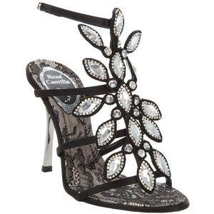RENE CAOVILLA - Unique sandal