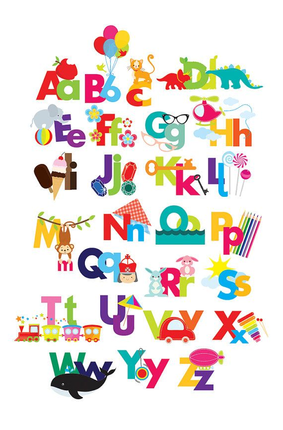 layouts for letters