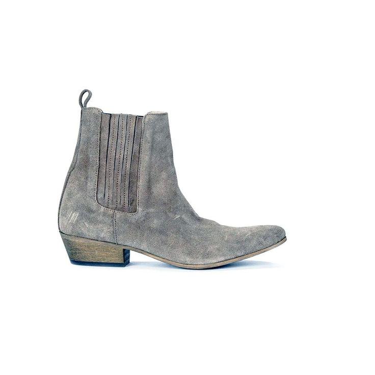 Ivy Lee Copenhagen Bailey boot in Taupe Grey