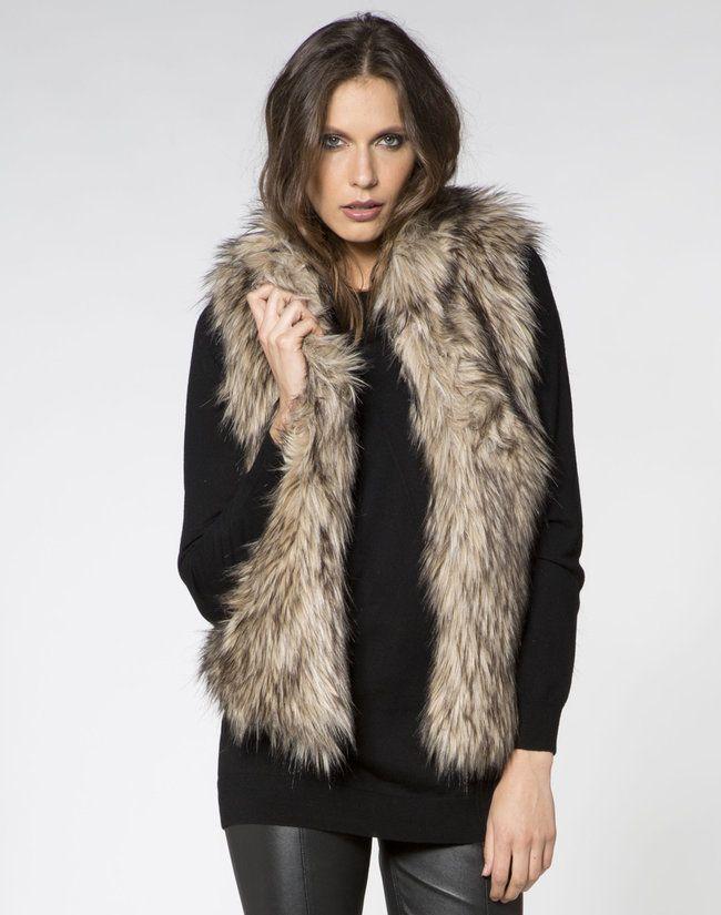 Storm - Rock star fur vest ($289.00)