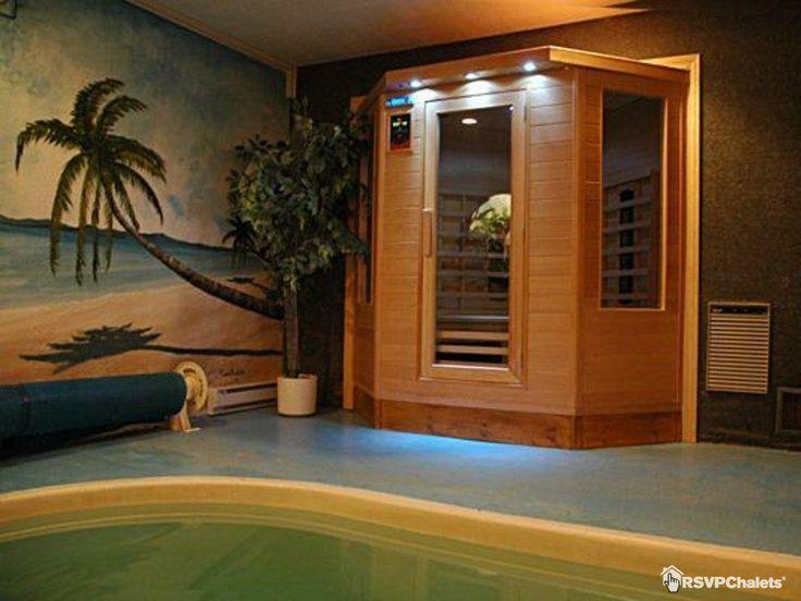 10 best Chalets avec Spa dans les Laurentides images on Pinterest - location chalet avec piscine interieure