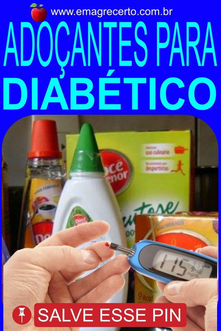 Melhor Adocante Para Diabetico Quando Falamos De Adocante Para