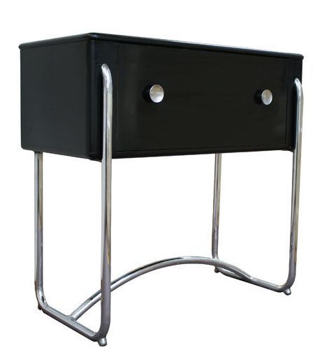 Mid Century Console Table by Marcel Breuer of the Bauhaus