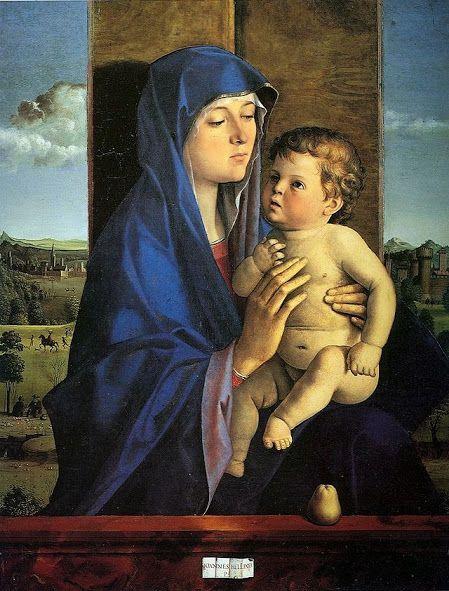 Madonna di Alzano (1485; Bergamo, Accademia Carrara)