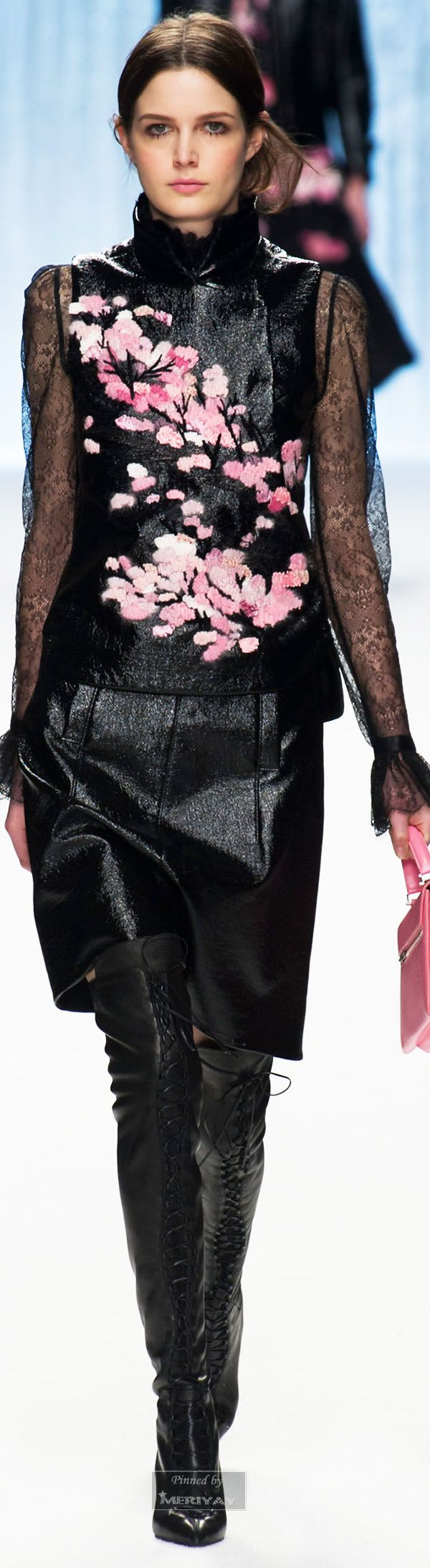 Farb- und Stilberatung mit www.farben-reich.com - Shiatzy Chen.Fall 2015.