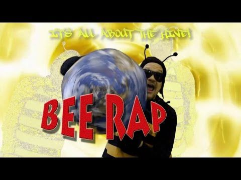 "Honey Bee Life Cycle Rap Song: ""It's All About the Hive"" Official Music Video for kids/children - YouTube"