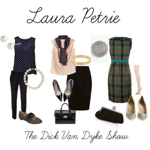 Laura Petrie outfits