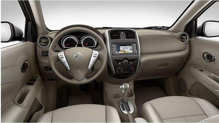 2018 Nissan Versa Interior Style Design Nissan Versa Nissan Nissan Almera