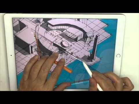 Architectural Sketch challenge Day 014