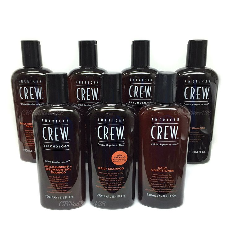 American Crew Men'S Shampoo/ Conditioner 8.4Oz/250Ml - Pick Any Kind