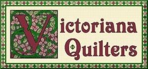 Free Quilt Patterns from Victoriana Quilt Designs, Online Quilt Classes and Printable Quilt Note Cards