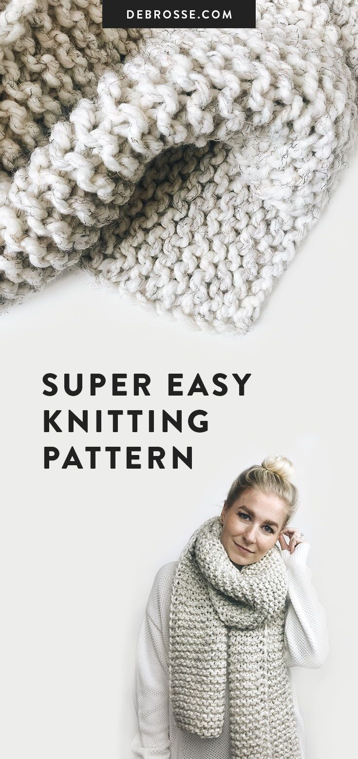 KNIT ⨯ The Milot | Scarves | Pinterest