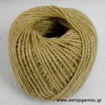 Κορδόνι Λινάτσα Φυσικό (60m) Κωδ.653137-999