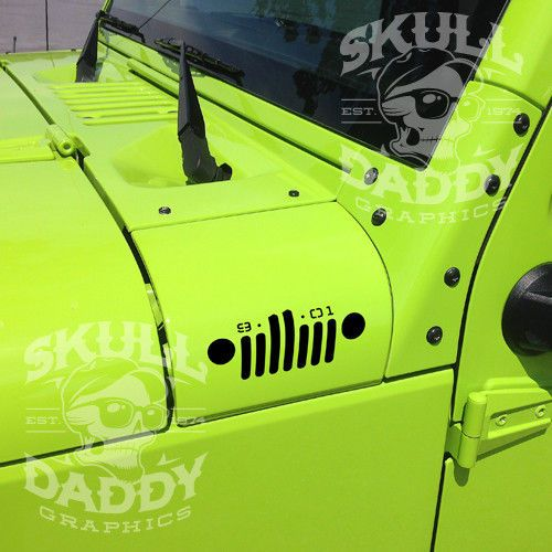 Best Jeep Vinyl Stickers Images On Pinterest Jeeps Jeep - Custom vinyl car decals canada