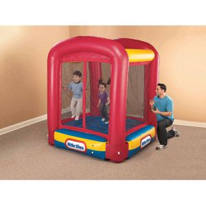 Little Tikes Bounce House Trampoline  Cassie wants this for her birthday!!!