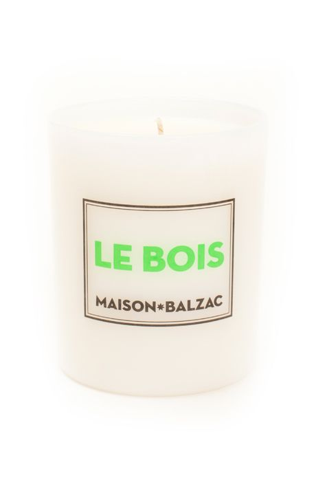Le Bois by Maison Balzac. Available at CAMILLA AND MARC boutiques.